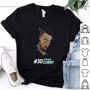 #30 Stephen Curry Golden State Warriors Shirt