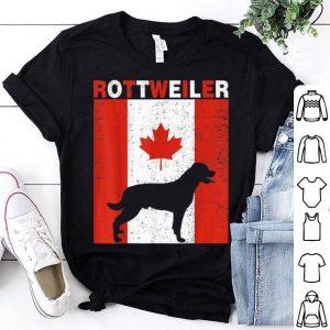 Rottweiler Rottweiler Canadian 1st July Shirt