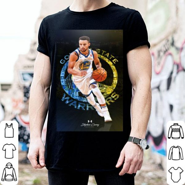Stephen Curry Golden State Warriors Shirt