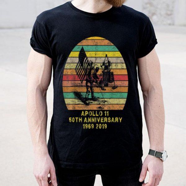 1969 2019 Apollo 11 50th Anniversary Moon Landing shirt