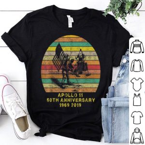 1969 2019 apollo 11 50Th Anniversary Moon Landing shirt