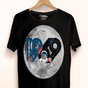 1969 50th Anniversary Apollo 11 Moon Landing shirt