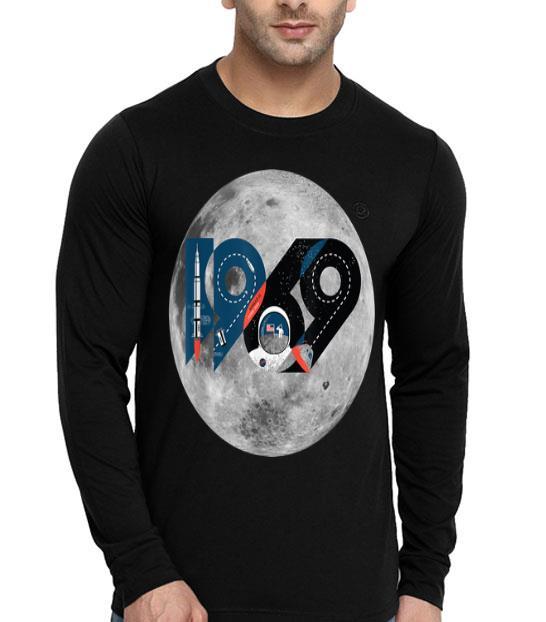 1969 50th Anniversary Apollo 11 Moon Landing shirt