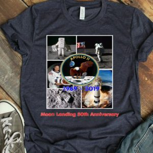 50th Anniversary First Man On The Moon shirt