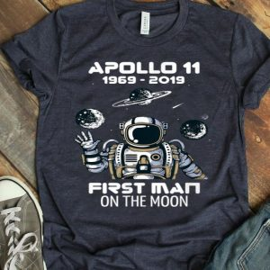 Apollo 11 50th Anniversary Man Moon Landing shirt