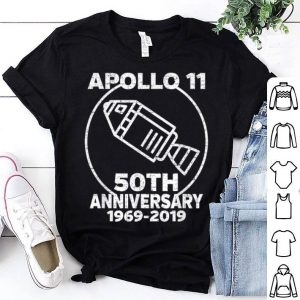 Apollo 11 50th Anniversary NASA Space Capsule shirt