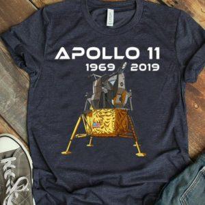Apollo 11 Lunar Lander Moon Landing 1969 shirt