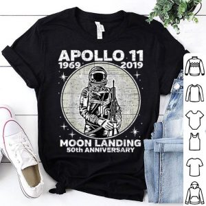 Apollo 11 Moon Landing 50th Anniversary Space shirt