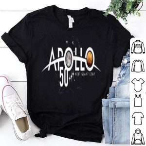 Apollo 50th Anniversary Official Logo shirt