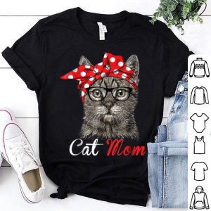 Cat Mom For Cat Lovers Mothers Day shirt