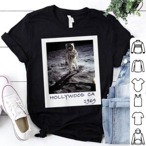 Fake Moon Landing Hoax Conspiracy Theory shirt