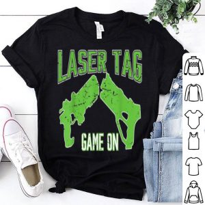 Laser Tag Game On Infrared Beams Novelty Summer New shirt