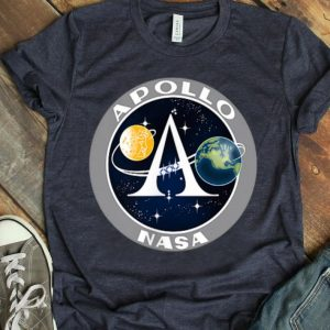 NASA Apollo Insignia Apollo's 50th Anniversary Patch shirt