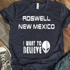 Roswell New Mexico Souvenir Alien Abduction shirt