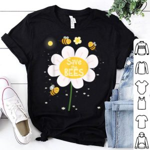 Save The Bees Beekeeping Save Our Planet Earth Day shirt