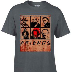 Aweome Scary Friends Horror Movie Creepy Halloween shirt