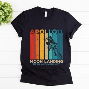 Awesome Apollo 11 50th Anniversary Moon Landing Vintage shirt