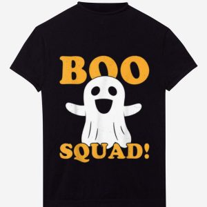 Awesome Boss Squad Halloween Funny Costume Funny Ghost Outfit shirt