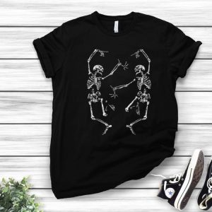 Awesome Dance Of Death Macabre Skeleton Skull Halloween 2018