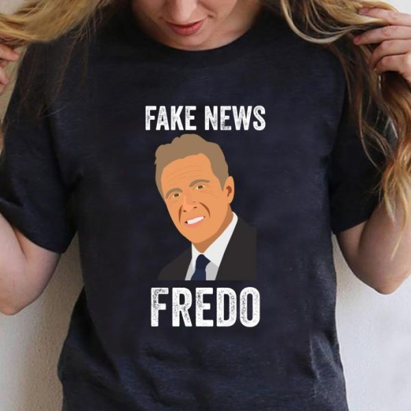 Awesome Fredo Fake News shirt