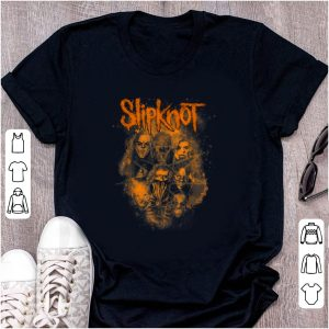 Awesome Slipknot We Are Not Your Kind Orange shirt