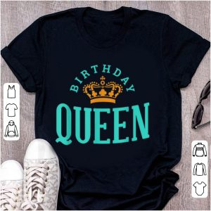 Hot Birthday Crown Queen shirt