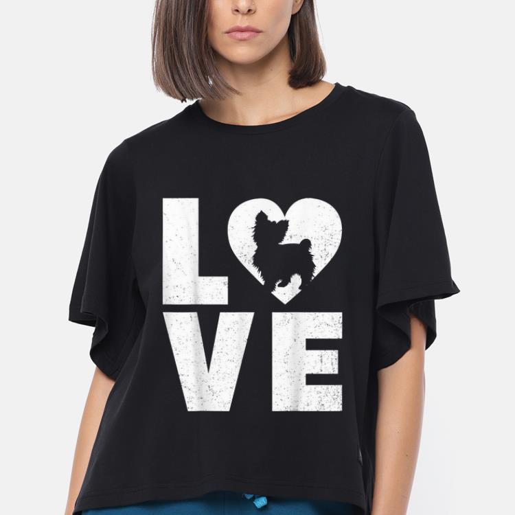 I Love Heart Hot Dogs Ladies T-Shirt