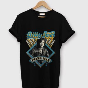 Official Billy Joel - The Piano Man shirt