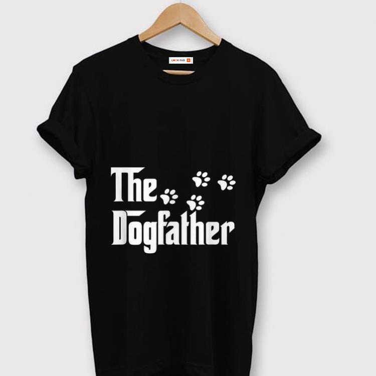 Official The Dogfather Dog Paws shirt 1 - Official The Dogfather Dog Paws shirt