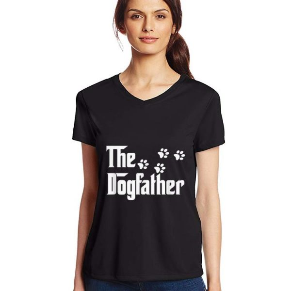 Official The Dogfather Dog Paws shirt