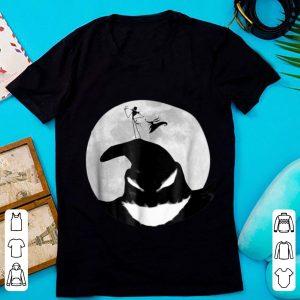 Original Jack Skellington Disney Nightmare Oogie Boogie Moon shirt