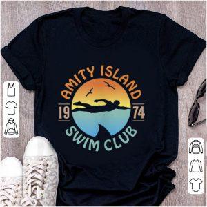 Pretty Amity Island Swim Club 1974