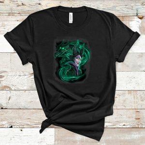 Pretty Disney Sleeping Beauty Maleficent Dark Magic shirt