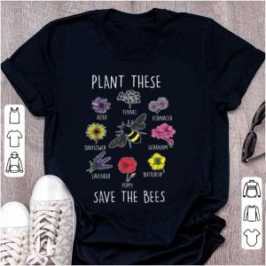 Pretty Plant These Save Bees Beekeeper Apiarist