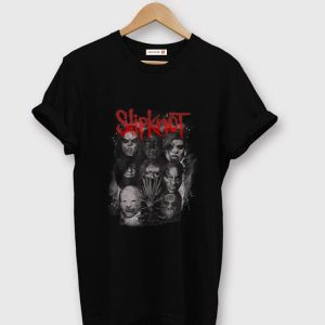 Pretty Slipknot Official We Are Not Your Kind World Tour shirt
