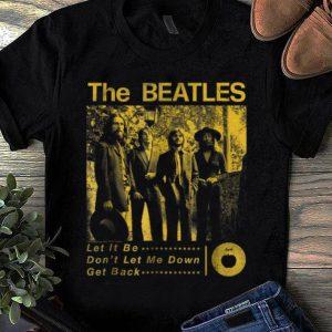 Pretty The Beatles Sepia 1969 shirt