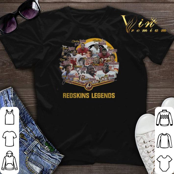 wholesale dealer 3f571 4dd2f Signatures Washington Redskins Legends shirt