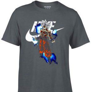Awesome Nike Son Goku Ultra Instinct shirt
