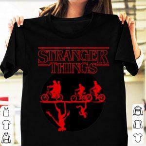 Awesome Season 3 Bike Rides Stranger Things shirt