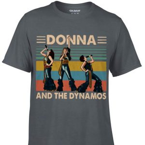 Awesome Vintage Donna and the Dynamos shirt