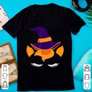 Nice Cute Unicorn Hat Witch Costume Halloween Girl Women shirt