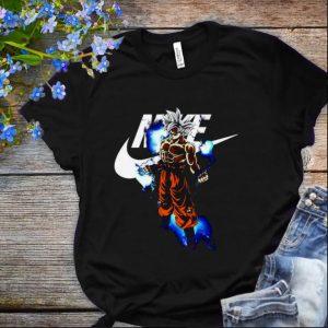 Nice Nike Son Goku Ultra Instinct shirt