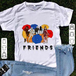 Original Halloween Horror Characters Friends shirt