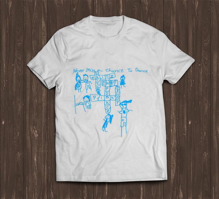 Original Never Miss a Chance to Dance Crossword puzzle shirt 1 - Original Never Miss a Chance to Dance Crossword puzzle shirt