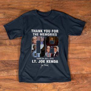 Premium 08 Years Of 2011-2019 Lt. Joe Kenda Signature shirt