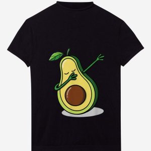 Premium Dabbing Avocado Plant Green Food shirt