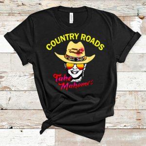 Premium Patrick Country Roads Take Mahomes Home Kansas City shirt