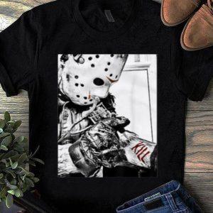 Premium Ski Mask Tattoo Artist Kill Halloween shirt