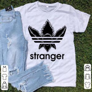 Premium Stranger Things 3 Demogorgon Adidas shirt