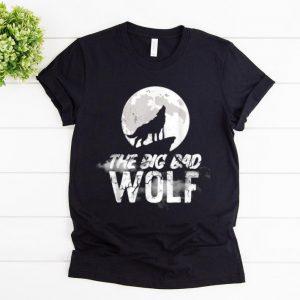 Premium The Big Bad Wolf Halloween Night shirt